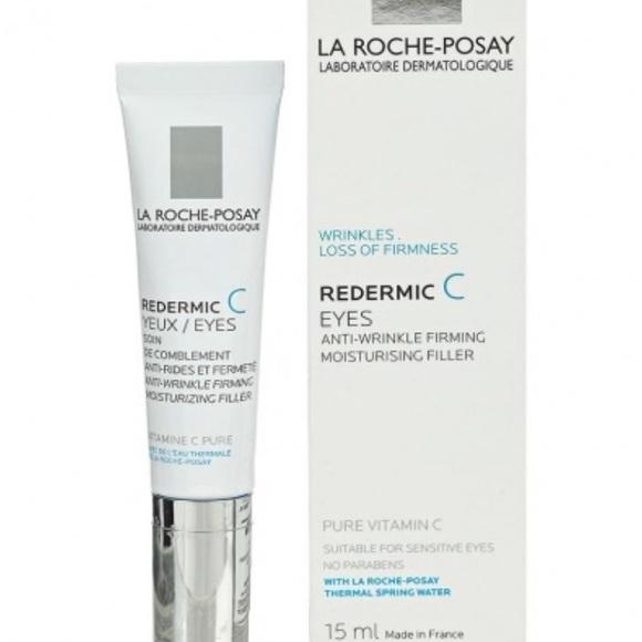 Sephora Makeup La Rocheposay Redermic C Antiwrinkle Eye Cream